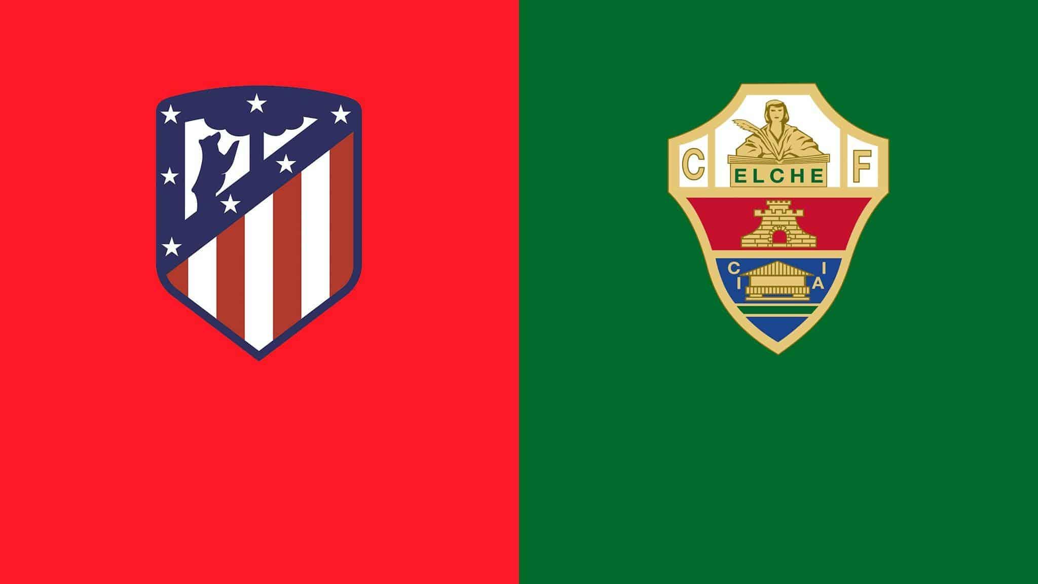 مباراة اتليتكو مدريد والتشي اليوم