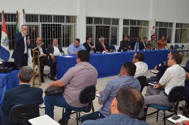 Ministério Público recomenda criação de Conselhos Municipais de Segurança Pública nos municípios do alto Sertão  alagoano