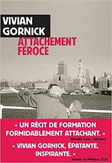 Attachement Féroce de Vivian Gornick PDF