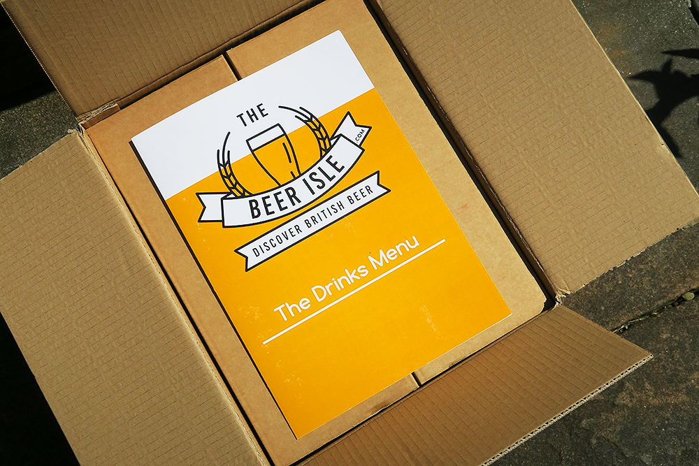 The Beer Isle Subscription Club box review