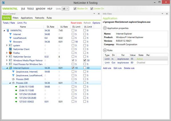 NetLimiter Enterprise Full Crack