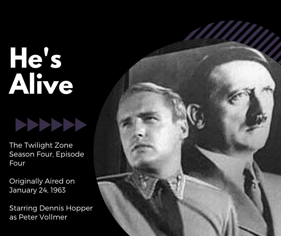 Image showing details for Twilight Zone Season Four, Episode Four