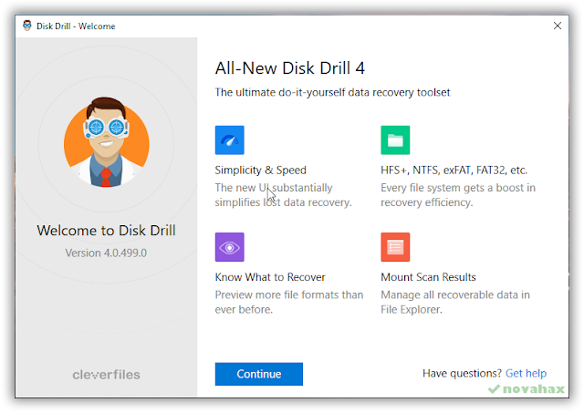 disk drill professional 4.0.499.0 multilingual