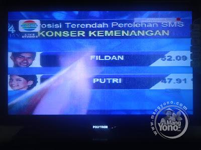 Fildan Baubau Juara 1 Dangdut Academy 4 (DA4) Indosiar.