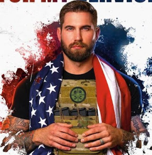 Entrepreneur, Former United States Army Ranger, & internet personality, Mat Best