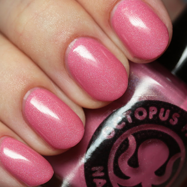 Octopus Party Nail Lacquer She Sells Seychelles