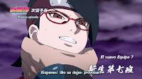 Boruto: Naruto Next Generations Capitulo 206 Sub Español HD