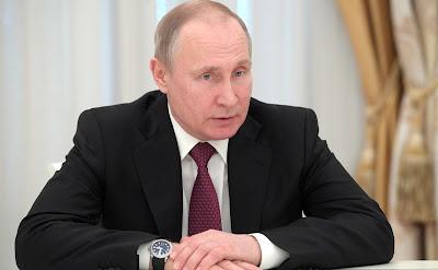VLADIMIR PUTIN - Ежедневные новости  Управления пресс-службы и информации Президента России