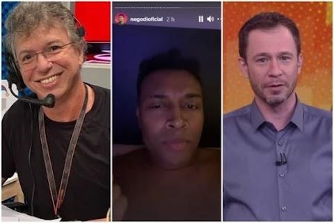 Nego DI DETONA GLOBO, ENTREGA PODRES do BBB21 e FAZ GRAVE ACUSAÇÃO contra emissora