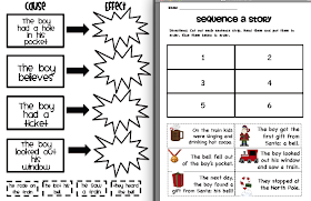 Sarah's First Grade Snippets: Polar Express Pack