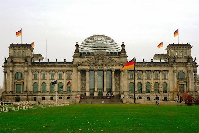 Prédio Reichstag em Berlim | Alemanha