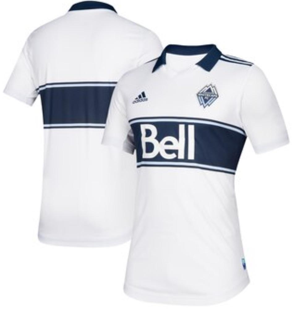 Vancouver Whitecaps 2020 Home Kit