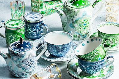 tea cup set t2 tea