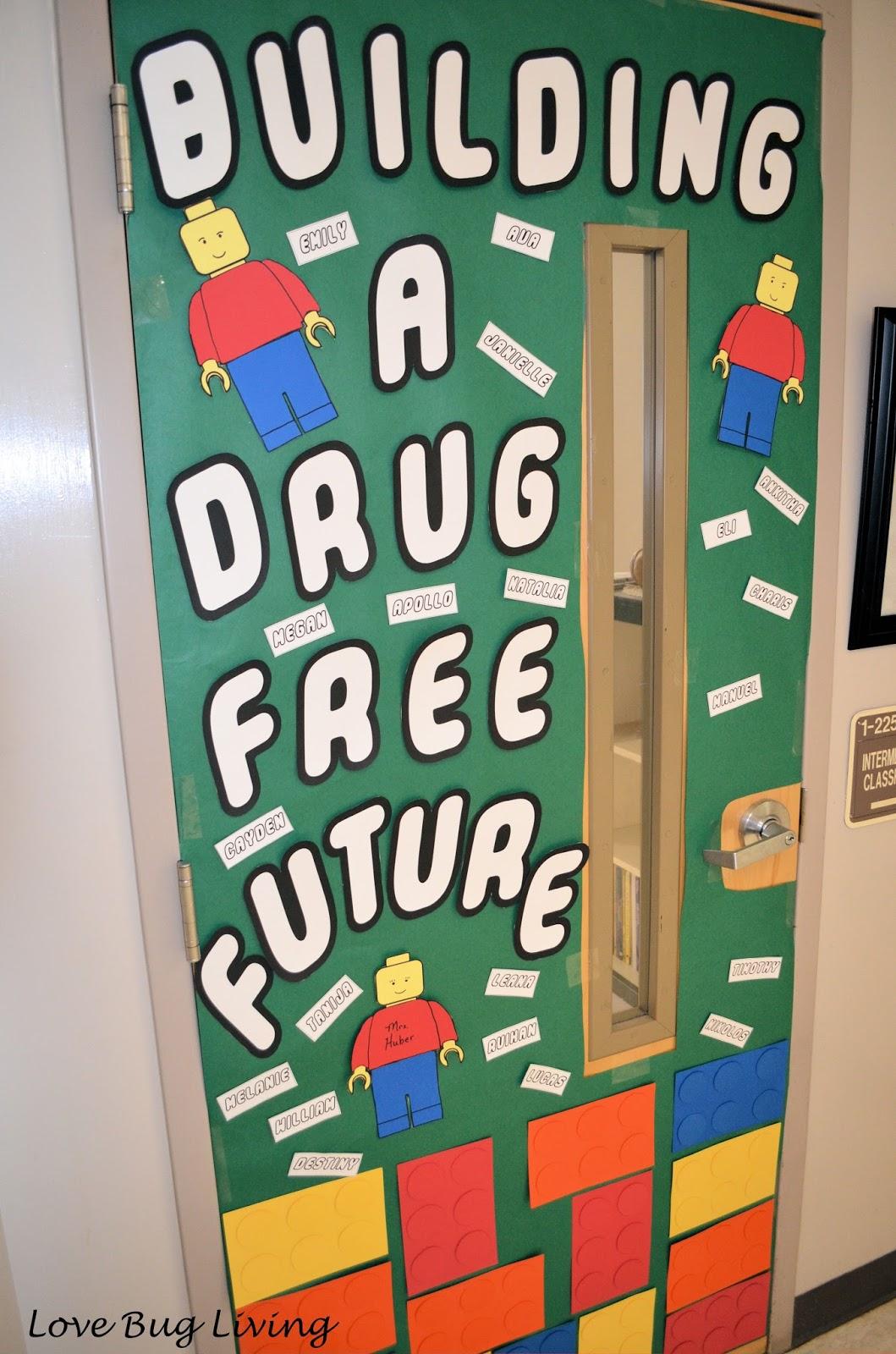 Best Drug Free Ideas Door Decorations