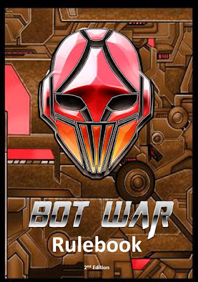 Bot War Rules Half Price Sale from Traders Galaxy