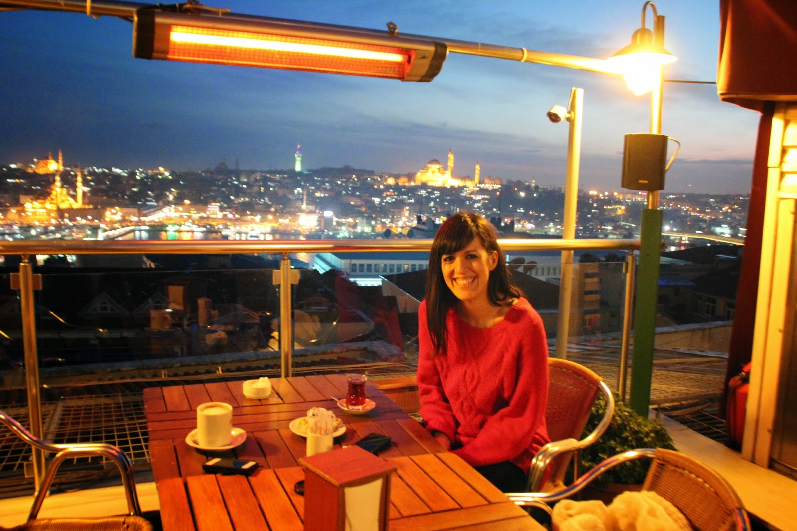 Dianamiaus Terraza Konak Estambul