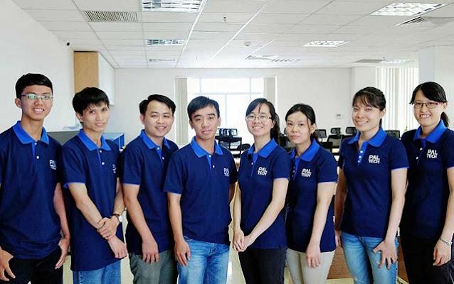 Áo đồng phục giúp tạo cảm giác bình đẳng, tạo ra môi trường làm việc thân thiện