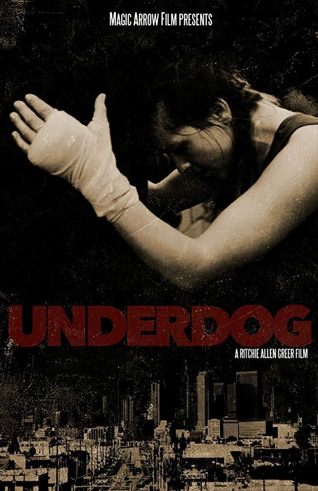 underdog film 2018 poster