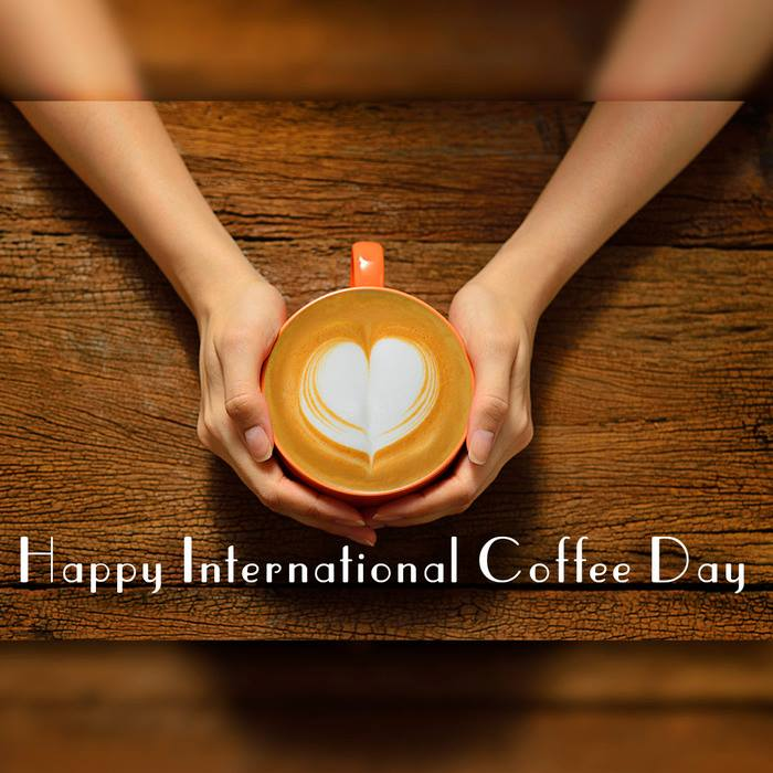 International Coffee Day Wishes pics free download