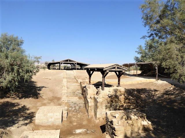 Betania: il sito del battesimo