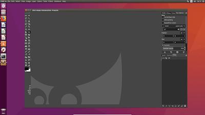 Gimp Linux Ubuntu