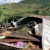 Caminhão que transportava alimentos tomba em Pilões na Paraíba
