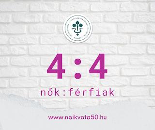 A Magyar Növényvédő Mérnöki és Növényorvosi Kamara vezetői között 4:4 a nők és férfiak aránya #KE55