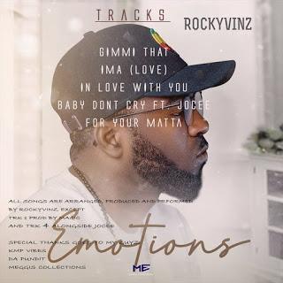 Full EP: Rockyvinz - Emotions EP.