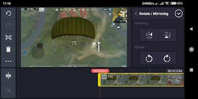 Kinemaster, aplikasi android untuk memperjelas video 06