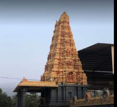 Maddi Anjaneya Swamy Temple