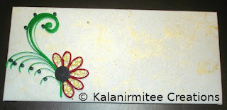 kalanirmitee: quilling-quilled flowers-envelopes