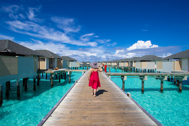 Resort Amari Havodda Maldive