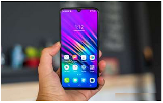 Download Vivo V11 Stock Wallpaper Gratis