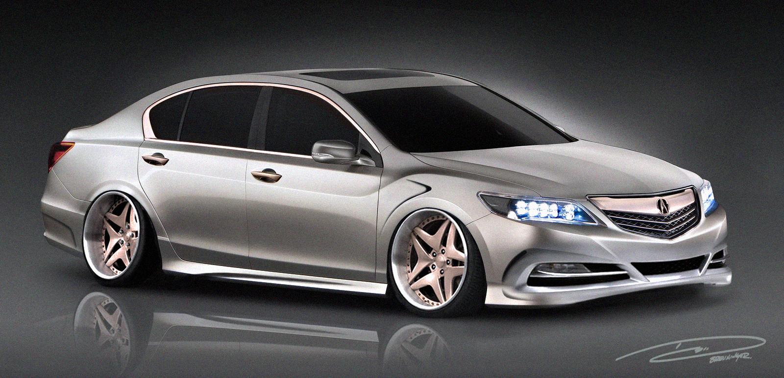 origin 2012 Acura Tl Rims