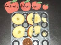 Muffin Tin Monday - Apples