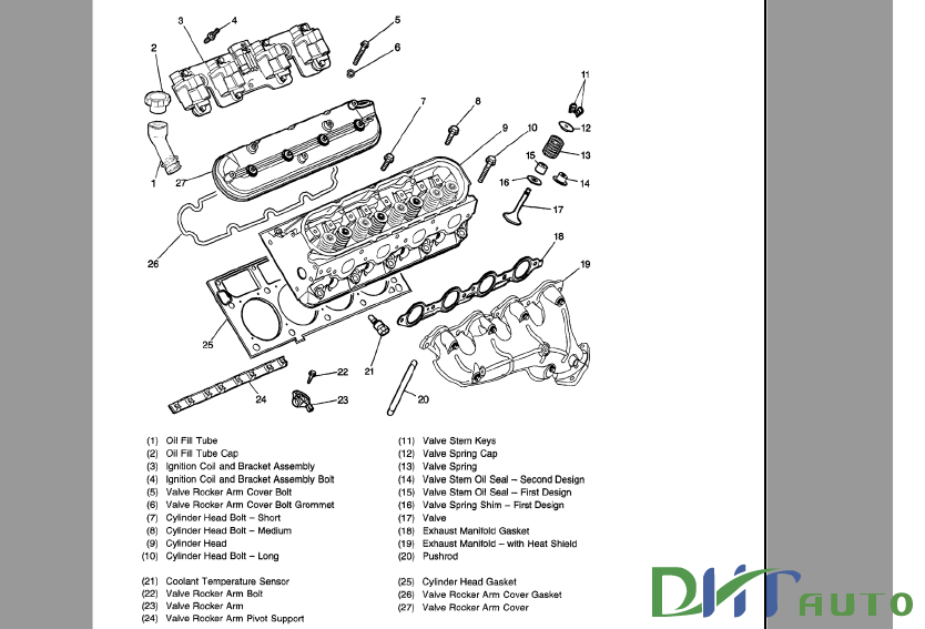 Cadillac Escalade 2002-2005 Service  U0026 Repair Manual