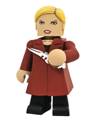 Halloween ComicFest 2020 Exclusive Graduation Day Buffy the Vampire Slayer Vinimates Vinyl Figure by Diamond Select Toys