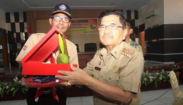 Kontingen Tetap Jaga Martabat Palopo di Jamnas, Wali Kota Sampaikan Apresiasi