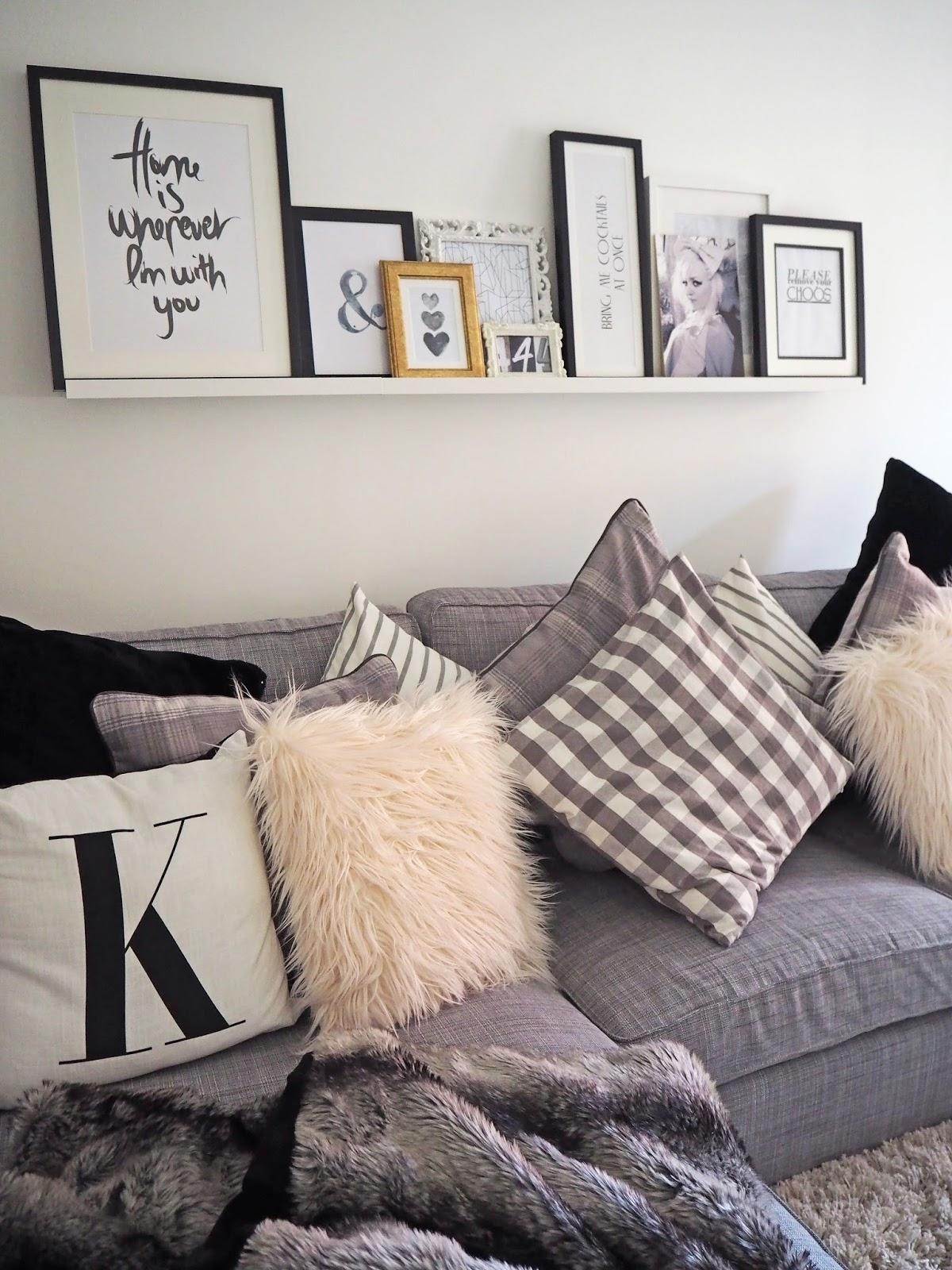 New Home // Living Room Tour