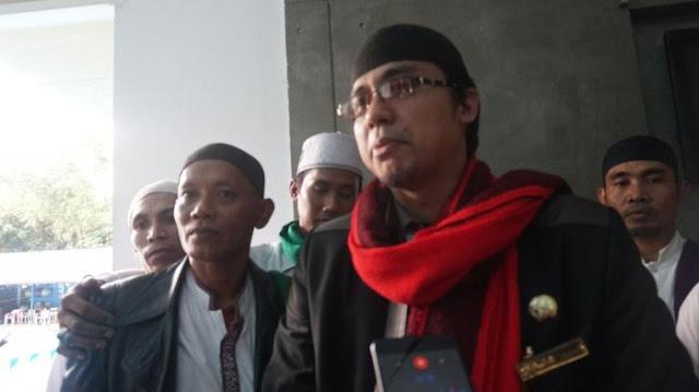 Habib Salim: Allah Membuka Aib Orang-orang yang Suka Menyerang Pemerintah Saat Ini