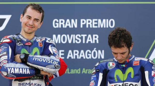Lorenzo : Saya Mampu Beradaptasi Cepat Dengan Hal Baru. Saya Tidak Akan Seperti Rossi Yang Gagal di Ducati