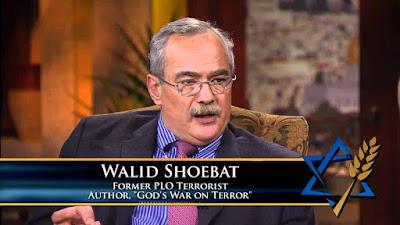 Kesaksian Teroris Palestina Masuk Kristen