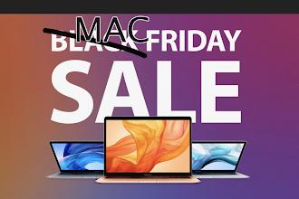 Le offerte del Black Friday che convengono davvero: migliorare le prestazioni del Mac risparmiando!