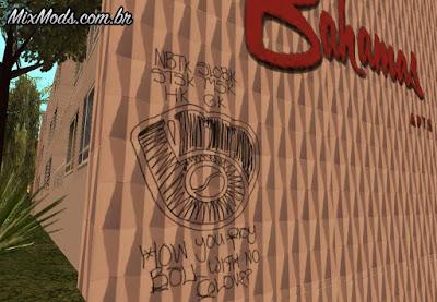 graffiti gta mod