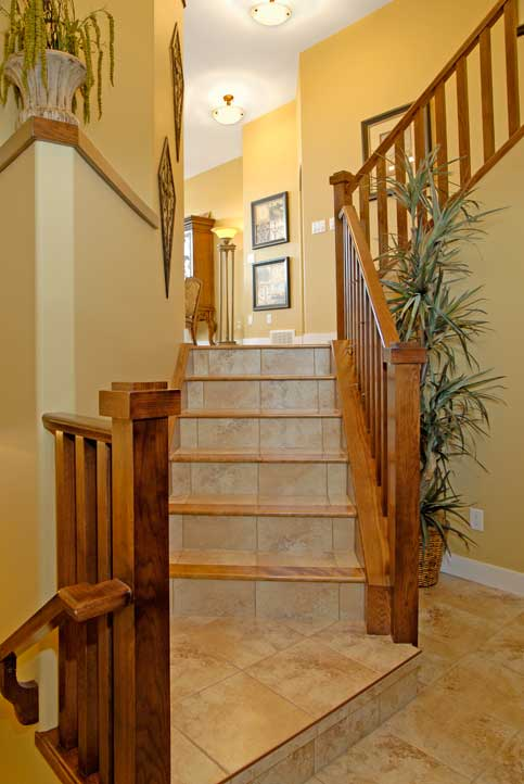 New home designs latest.: Beautiful stairs railing designs ...