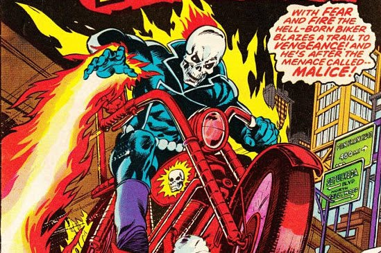 Ghost Rider #25 August 1977 Marvel Comics Grade Fine