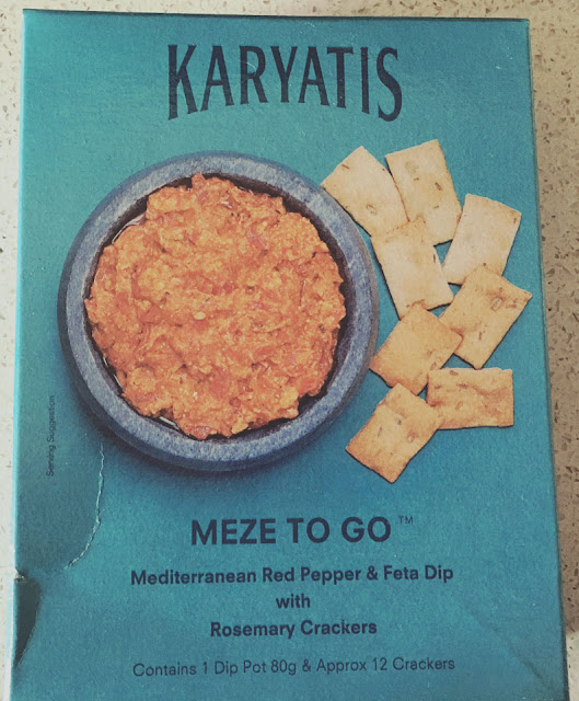 Greek Meze snack
