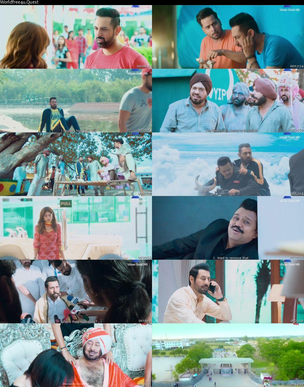 Mar Gaye Oye Loko 2018 Punjabi Movie Download HDTV 720p