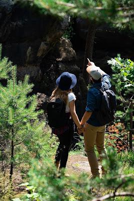 Oberlausitzer Bergweg | Etappe von Waltersdorf nach Oybin | Wandern im Zittauer Gebirge | Sachsen 06