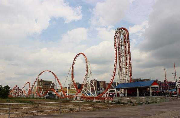 Coney Island Thunderboldt
